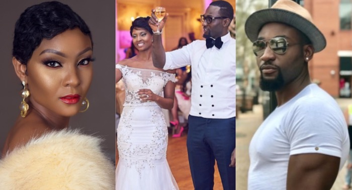 Gbenro Ajibade and Osas Ighodaro's marriage hits the rock?