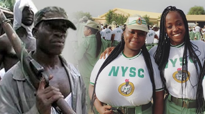 Youth Corps members kidnapped