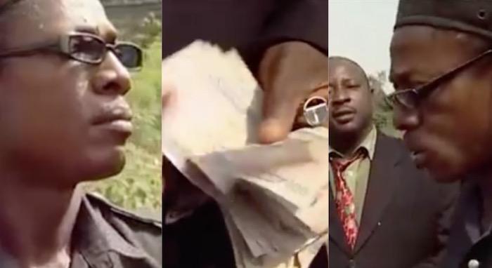 Nkem Owoh Osuofia was sacked from Nigeria Police