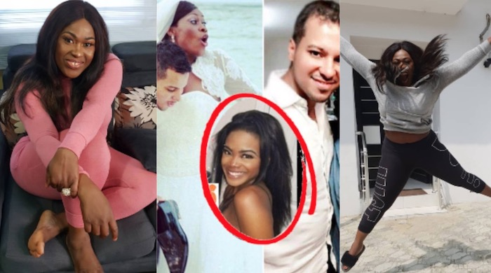 Unche Jombo addresses her failed marriage