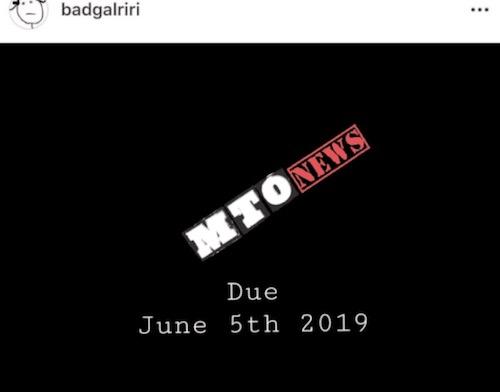 Rihanna pregnant