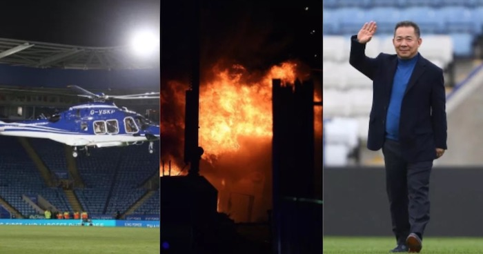 Vichai Srivaddhanaprabha, Leicester City owner feared dead after Helicopter crash
