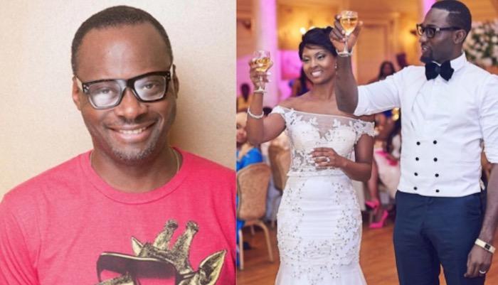 Ayo Shonaiya speaks about Gbenro and Osas Ajibade wedding