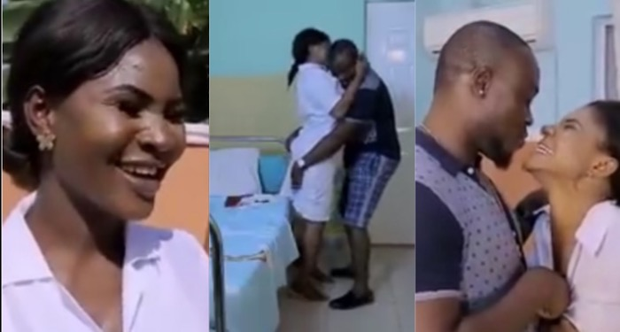 What Nigerian Nurses do with male patients