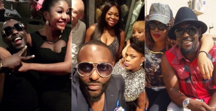 Jim Iyke reveals why he attacks fans