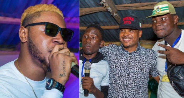 Shina Peller holds a fun-filled night with corps members