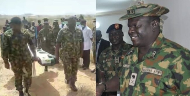 Missing body of Major General Idris Alkali found