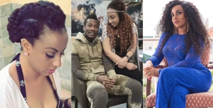 Nina Atala, the woman responsible for Asamoah Gyan's broken marriage