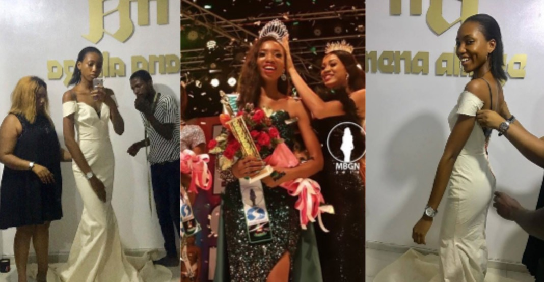 Anita Ukah jets to China for Miss World pageant