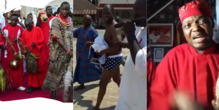 Eddie Murphy Idahosa, banished from Edo State