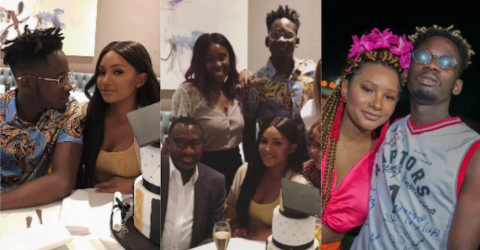How Oluwatosin Ajibade - Mr Eazi met Temi Otedola