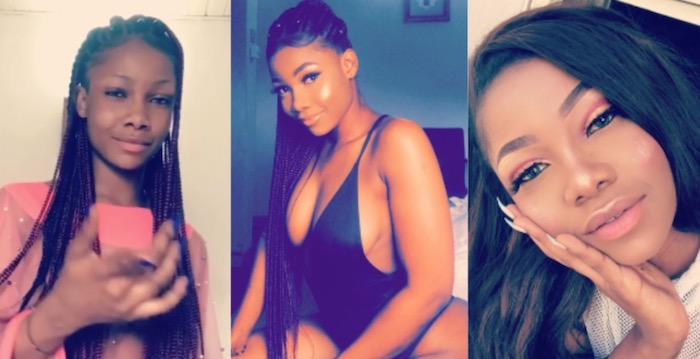 Nigerian girl, Symply Tacha reveals why she sleeps with married men
