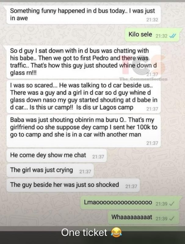Guy catches his Girlfriend inside a guy's Benz