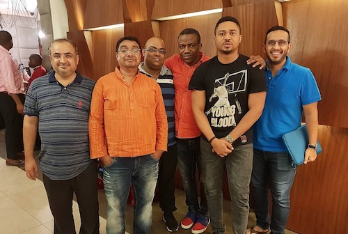 Mike Godson to star in Bollywood movies as he signs deal with Zee World