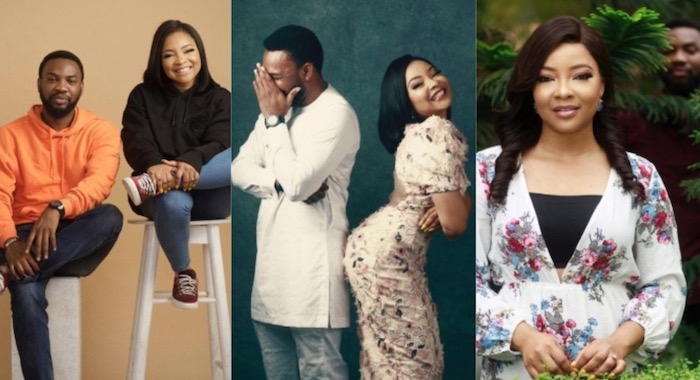 Pre-Wedding pictures of Ibrahim Suleiman and Linda Ejiofor