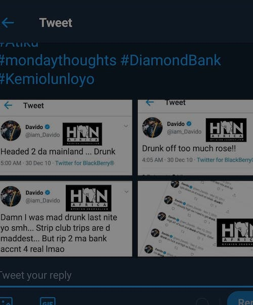 Kemi's tweets