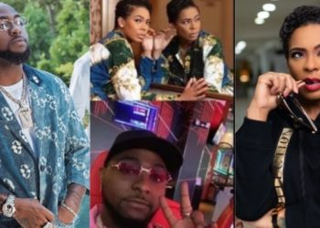 TBoss apologises to Davido