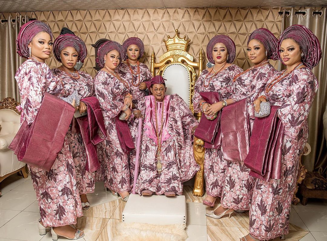 Alaafin of Oyo and Wives