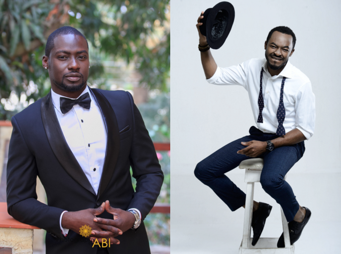 Freshest male faces in Nollywood