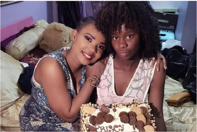 Iyabo Ojo's daughter's 15th birthday party