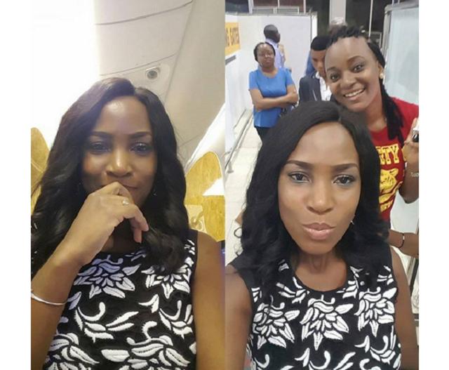 The fan Linda Ikeji is taking to Dubai