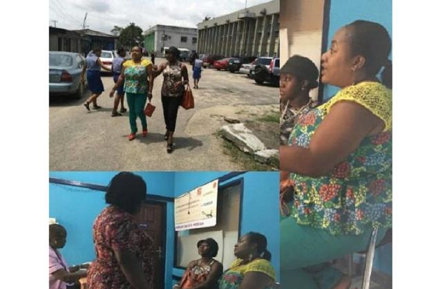 Foluke Daramola visits Queens College Lagos