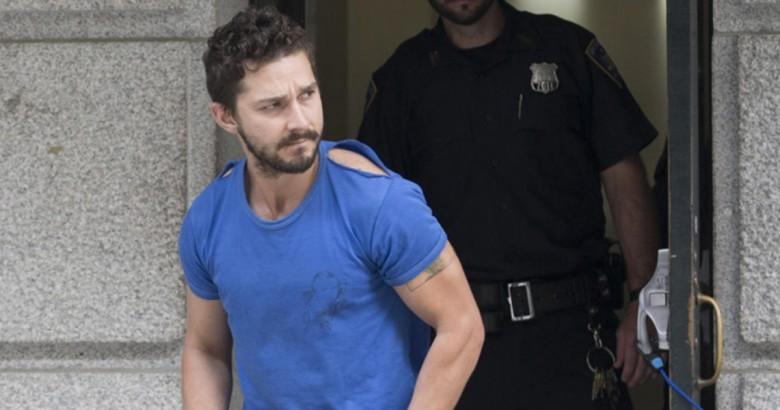most bizarre celebrity arrests