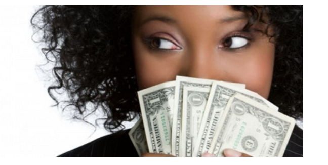 Signs she's only after your money