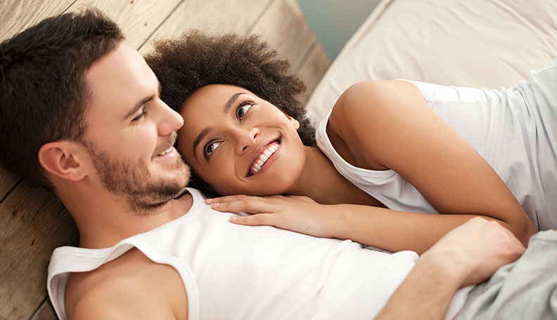 Ways to make the woman you love smile