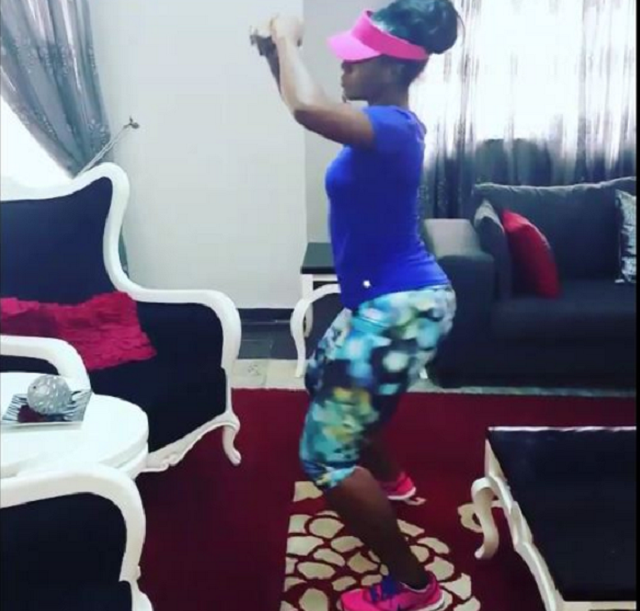 Basketmouth's wife can dance