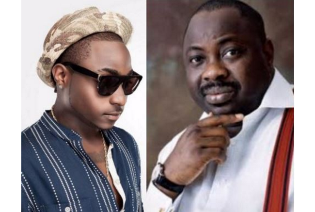 Davido and Dele Momodu at war