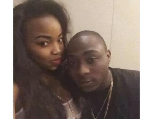 Davido's ex-girlfriend Faith Nketsi