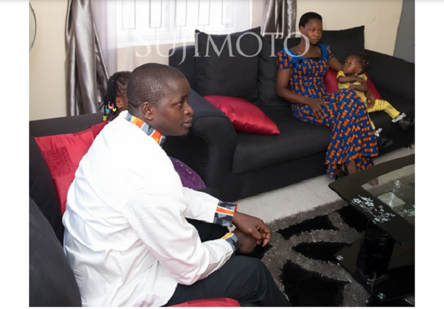 Olajumoke Orisaguna shows off inside of her new apartment