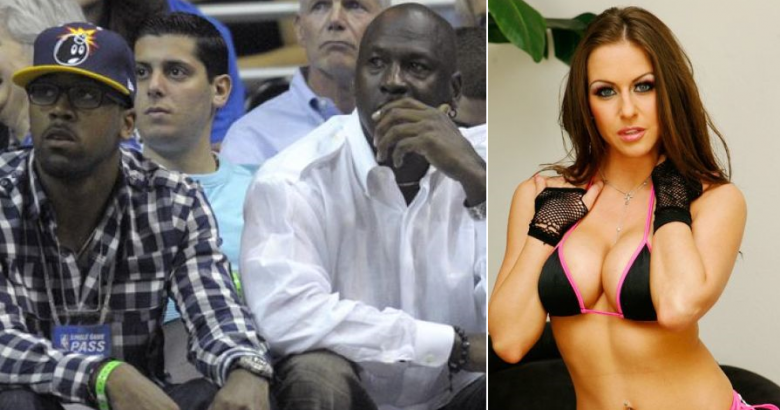 Athletes you didn't know dated porn stars
