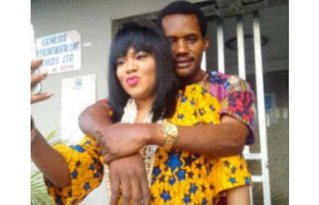 Seun Egbegbe confirms he deflowered Toyin Aimakhu