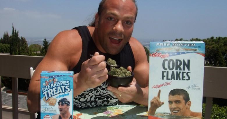 Wrestlers You Didn't Know Smoke Marijuana
