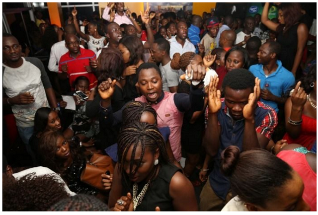 Things that happen in a birthday party at Mushin