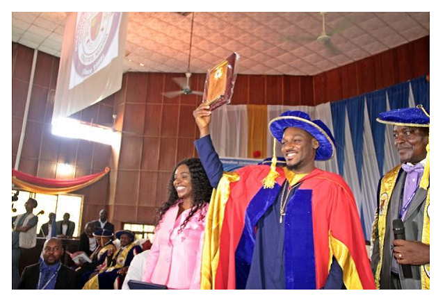 Nigerian celebrities who are Masters Degree holders