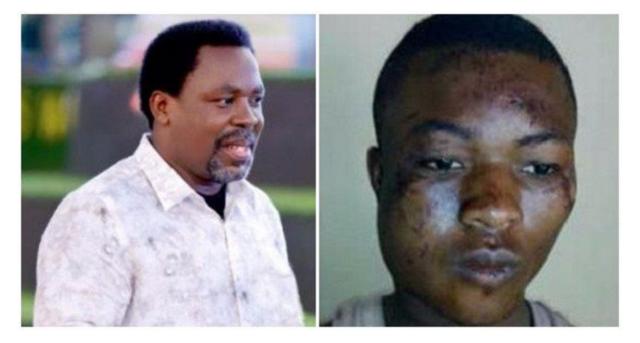 TB Joshua named in Ghana armed robbery arrest