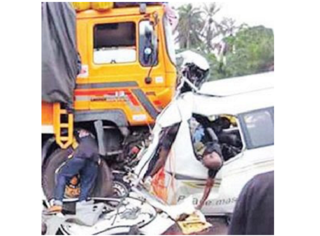 Peace Mass Transit Accident