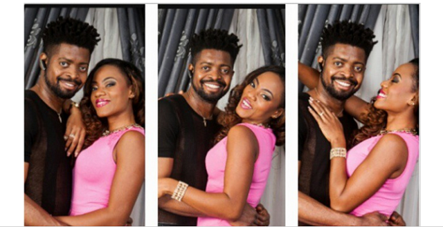 Basketmouth's wife