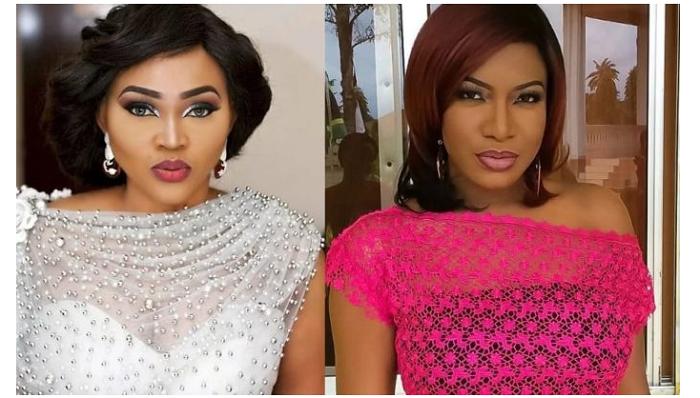 Mercy Aigbe vs Chika Ike