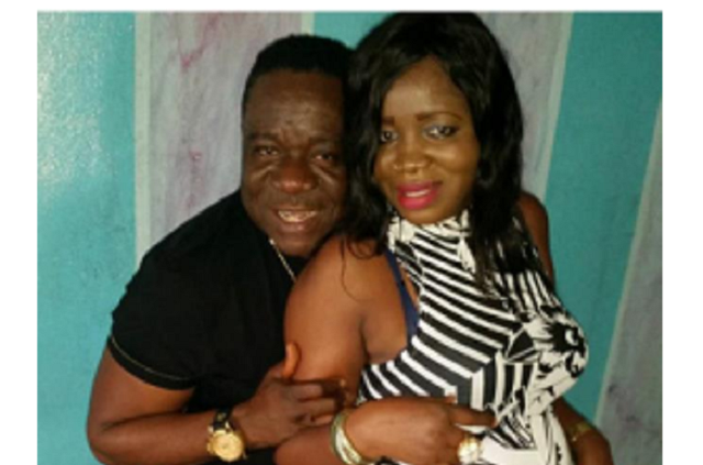 Mr Ibu shares photos of his wife