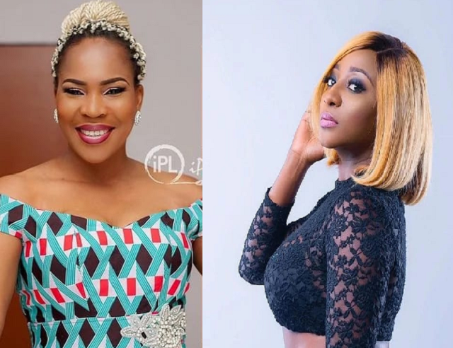 Nigerian female celebrities who've gone blonde