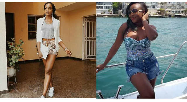 Nigerian female celebrities who look smoking hot in bum shorts