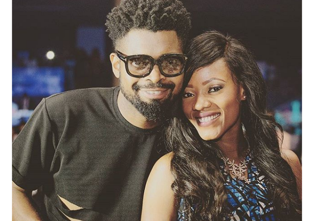 Basketmouth gifts wife a new house
