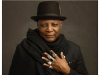 Charly Boy poses with his 'v!rg!ns'