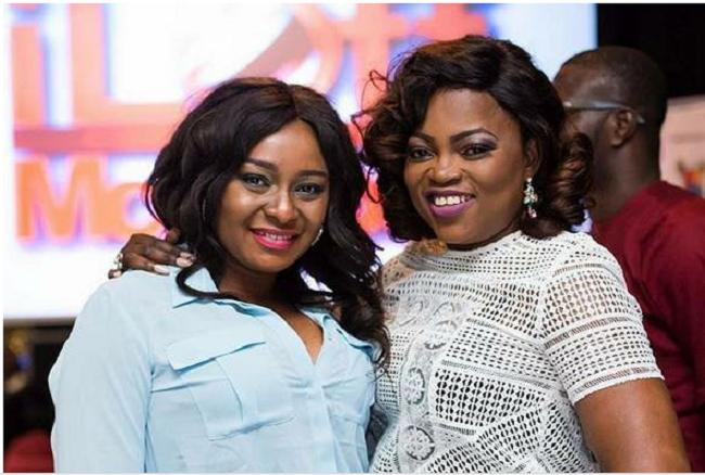 Funke Akindele-Bello & her husband 'JJC Skillz'