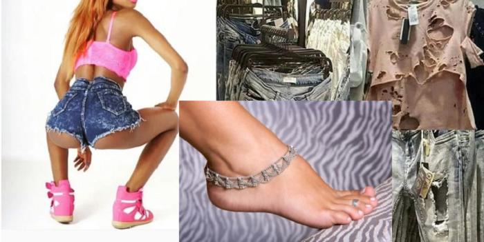 Demonic things young girls wear in Nigeria