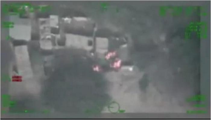 Nigerian Air Force bombs Boko Haram commanders